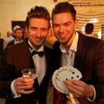 Entertainment mit dem sympathischen Schauspieler und Zauberkünstler und Magier Ben David