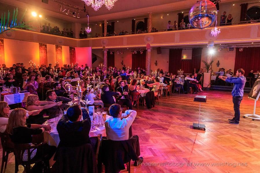 Ben David, der Zauberer für Dresden, bald auf Ihrer Weihnachtsfeier oder Hochzeit