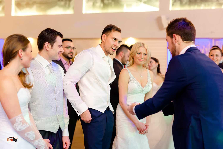 Zauberer aus Berlin auf einer Hochzeit